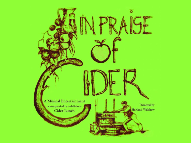 In Praise of Cider